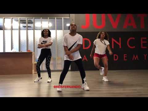 Mr Real - Legbegbe   Reis Fernando Choreography   Afrodance