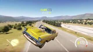 Forza Horizon 2 Will it Off-Road? Lifted Chevy Bel Air