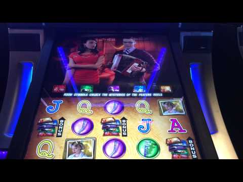 Attract Scenes from the Clue Slot Machine