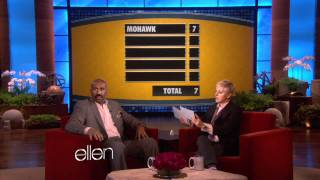 Video Web Exclusive: Steve Harvey Plays 'Family Feud' MP3, 3GP, MP4, WEBM, AVI, FLV September 2018