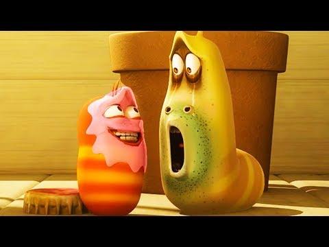 LARVA - BUBBLEGUM POP | Cartoon Movie | Cartoons For Children | Larva Cartoon | LARVA Official - Thời lượng: 30 phút.