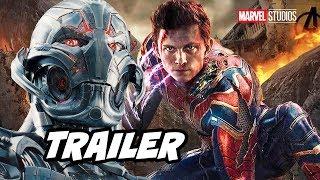 Avengers Ultron Teaser Trailer - Avengers Damage Control Breakdown
