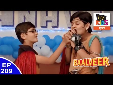 Baal Veer - बालवीर - Episode 209 - Manav's Birthday Party