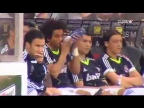 Đau bụng với những tình huống hài hước của các cầu thủ Real Madrid