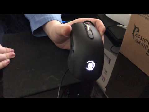 ZODIC Gaming Mouse 4000DPI for PC/Mac Review