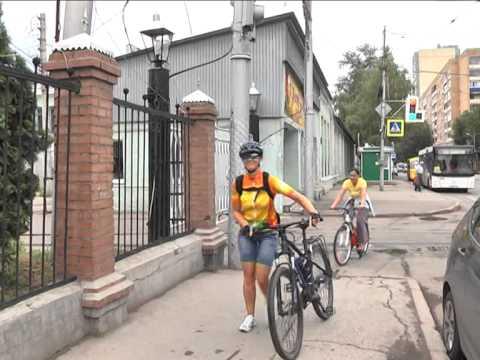 В Самаре прошел велоквест