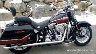 3. 2005 Harley Davidson Softail Springer Classic FLSTSCI
