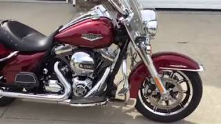6. 2016 Harley Davidson Road King