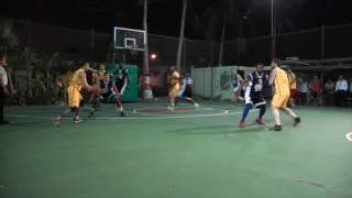 Hoopers 65 v 87 Jeddah United - 18 May 16