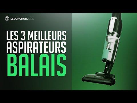 TOP 3 DES MEILLEURS ASPIRATEURS BALAIS 2018 ( COMPARATIF & TEST ) + CONCOURS