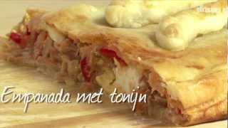 Empanada met tonijn