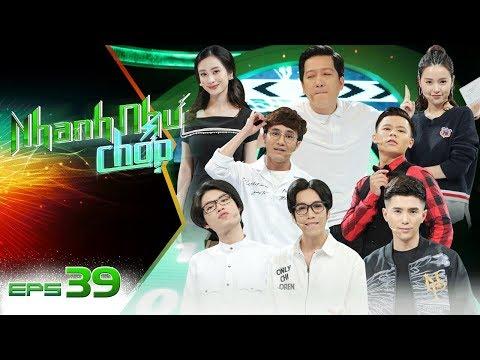 Nhanh Như Chớp | Tập 39 Full HD: Trường Giang Rối Khi Liên Tục Bị Team Midu Và Huỳnh Lập Chống Đối - Thời lượng: 57:03.