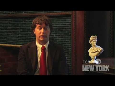 Miles Rohan - President of the Corduroy Appreciation Club видео