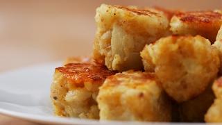 Cauliflower Tots by Tasty