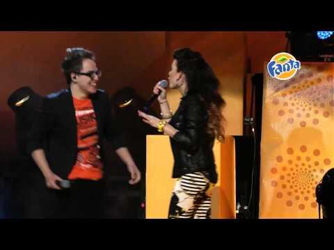 Danna Paola Irresistible Awards Fanta 2012