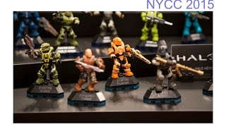 Halo and Call of Duty Mega bloks 2016 set previews from NYCC