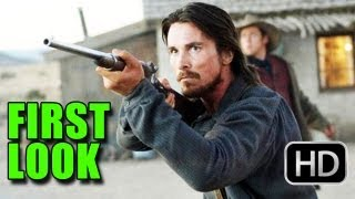 The Creed Of Violence First Look (2014) - Christian Bale