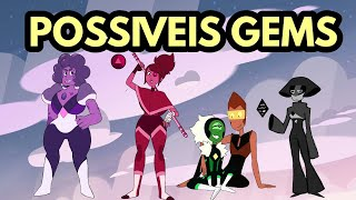 Steven Universo-POSSÍVEIS GEMS #13(Fan Gems)(Especial de 1.000)