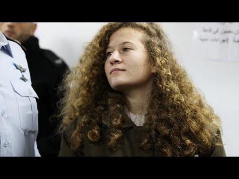 Israelisches Militärgericht: Prozess gegen Teenager b ...