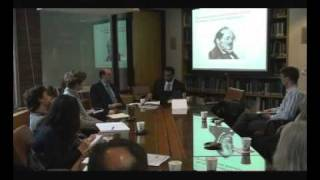 Justin Dargin Harvard Lecture: Resource Nationalism: From Spanish Roots To An Arab Tree