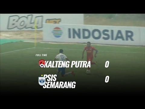 Kalteng Putra - PSIS Semarang 0:0. Видеообзор матча 24.09.2019. Видео голов и опасных моментов игры