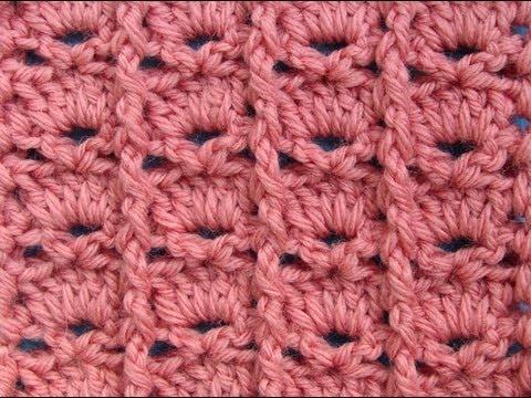 Узор вязания крючком 9 Crochet