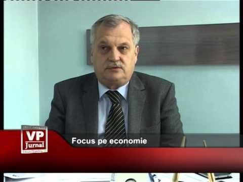 Focus pe economie