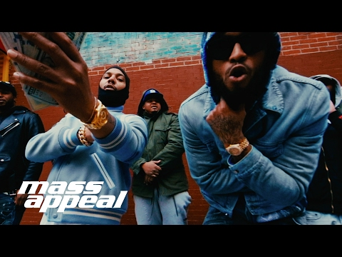 Juelz Santana + Dave East – Time Ticking (feat. Bobby Shmurda + Rowdy Rebel) (Official Video)