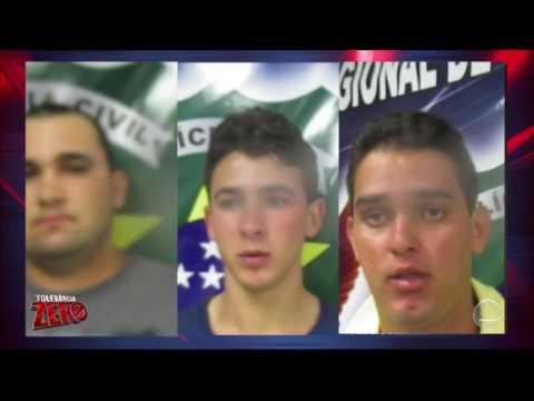 Policiais apreendem jovens, armas e drogas em festa em Itabaiana - Tolerância Zero