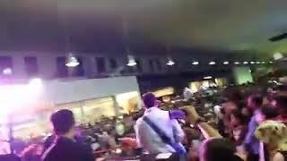 konser armada band nyanyi lagunya Mitha Talahatu live MCM ambon