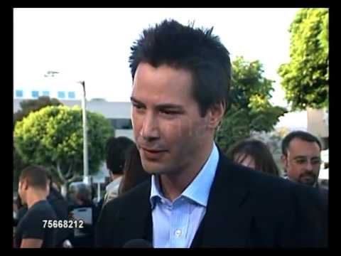 2000 Keanu Reeves. The Replacements. Premiere. August 7, 2000