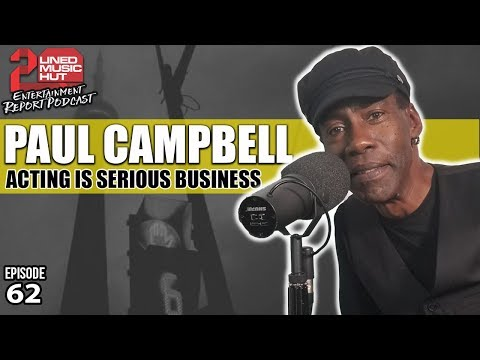 PAUL CAMPBELL ON SHOTTAS, DANCEHALL QUEEN, THIRD WORLD COP, LUNATIC, PAINTING, GHETTO LIFE + MORE
