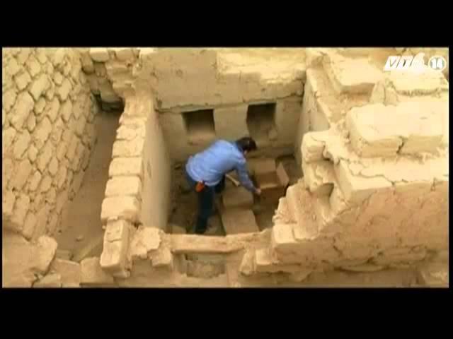 Bí ẩn xác ướp nữ hoàng dưới mộ cổ 1200 tuổi