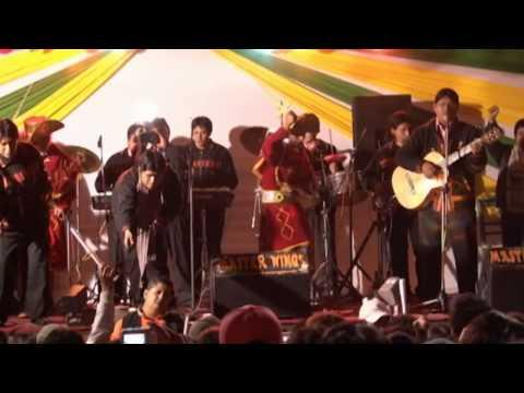 Santiago es Tradicion - Los Waychucos en Concierto 2012 en HD