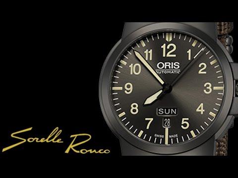 ORIS BC3 Advanced Day Date 42mm PVD