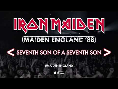 Iron Maiden - Maiden England '88 Album Sampler