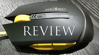 James Donkey Mouse Review