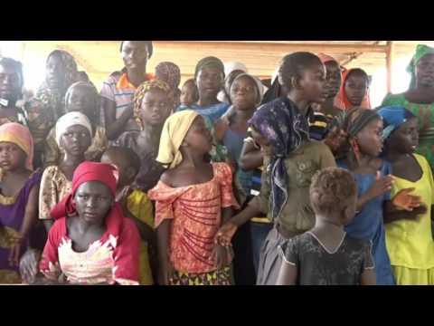 Nigéria : rencontre avec des réfugiés chrétiens
