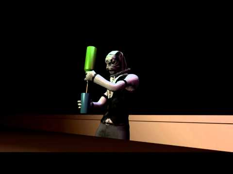 Samples of Traditional Animation and MOCAP