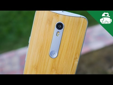 Moto X Style (Pure Edition) - second opinion