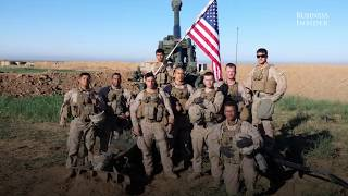 Video This is the inside account of the secret battle US Marines have been fighting against ISIS MP3, 3GP, MP4, WEBM, AVI, FLV September 2018