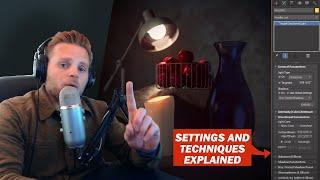 Learn The Basics of Lighting in 3dsMax