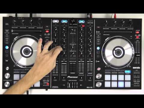 Pioneer DDJ-SX Serato DJ Controller Review