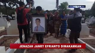 Video BREAKING NEWS: Jenazah Janry Efrianto Korban Lion Air Dimakamkan Hari Ini MP3, 3GP, MP4, WEBM, AVI, FLV November 2018