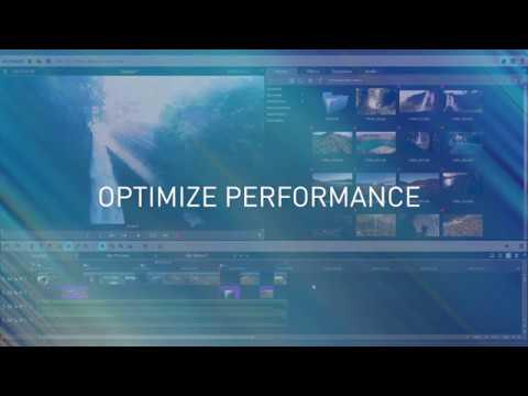 MAGIX Movie Edit Pro – Optimise performance Tutorial (2019)