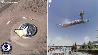 Video Google Earth UFOs, Unknowns & Downright Strangeness Revealed! 7/2/16 MP3, 3GP, MP4, WEBM, AVI, FLV Mei 2017
