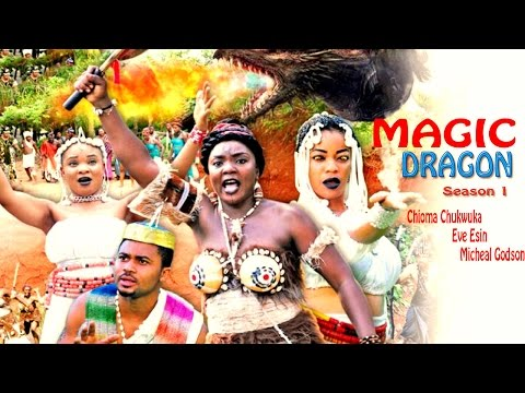 Magic Dragon Season 1  -   2016 Latest Nigerian Nollywood Movie
