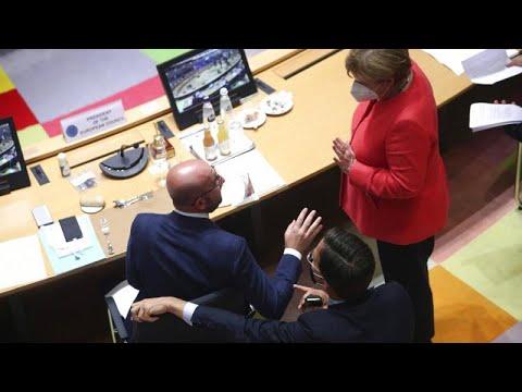 Συμφωνία στη Σύνοδο Κορυφής της Ε.Ε. για το σχέδιο ανάκαμψης…