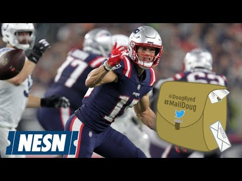Video: Patriots Mailbag: Pats Moves At The Trade Deadline, WR Depth Chart