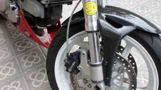 8. Ducati Monster 800 S2R 06'